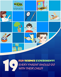 19 Fun Science Experiments E-Book