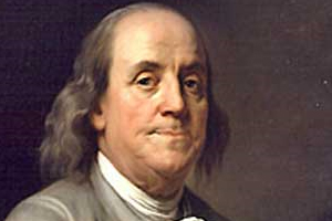 Learn about Benjamin Franklin