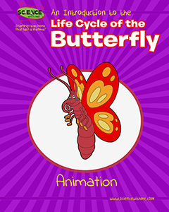 An Introduction to the Life Cycle of the Butterfly Animation