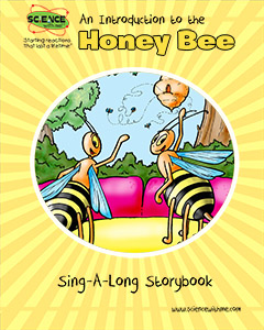 An Introduction to the Honey Bee Storybook
