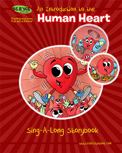 An Introduction to the Human Heart Storybook